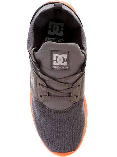 DC Heathrow SE M Blo Herren Sneakers Grau