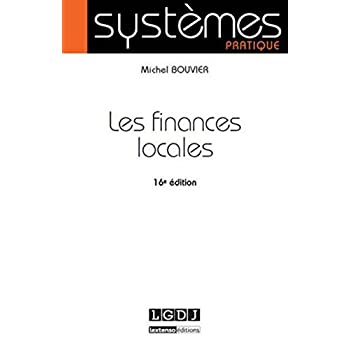 Les Finances locales, 16ème Ed.