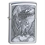 ZIPPO MADE IN USA - EAGLE & GLOBE LIGHTER