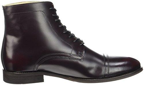 Shoe the Bear Alfie P, Bottes Classiques Homme Rouge (194 Burgundy)
