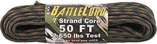 Parachute-Cord rg1126, Kit de Survie Unisexe – Adulte, Vert, Taille Unique
