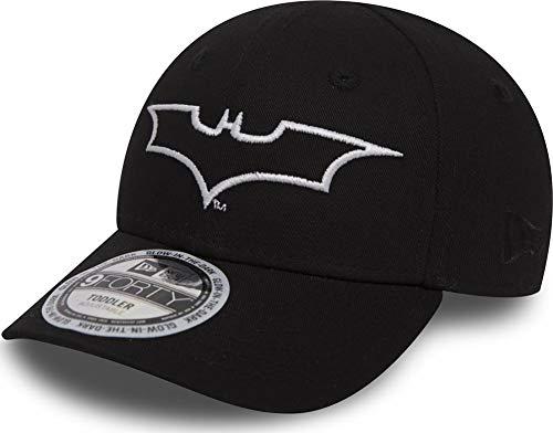 New Era Batman Glow In The Dark 9Forty Strapback Cap Black Toddler Kleinkind