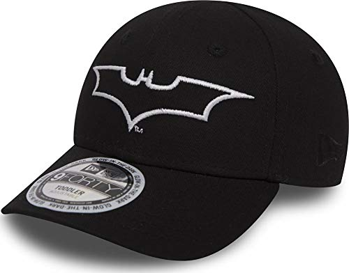 New Era Batman Glow In The Dark 9Forty Strapback Cap Black Youth Jugendliche