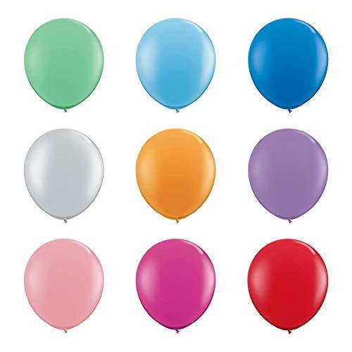 9 UNIDS Súper Grande Grande Decoración de Boda Fiesta de Cumpleaños Globos Engrosamiento Latex Gigante Globo Gigante, 36 Pulgadas
