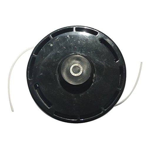 Générique M10 x 1,25 Tête de coupe Brosse Coupe Tête fil nylon pour Ryobi ZENOAH Husqvarna Redmax Echo Brushcutter Snipper