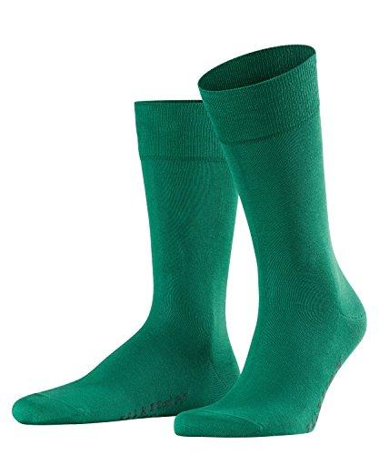 FALKE Herren Cool 24/7 M SO Business Socken, Blickdicht, Blau (Golf 7408), 43-44 (2er Pack)