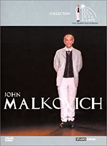 Collection les feux de la rampe : John Malkovich