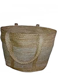 Classic Rugs Jute Bags WU-007 Brown Colour Great For Shopping Bags, Gift Bags, Craft Bags, Retail Bags, Merchandise...