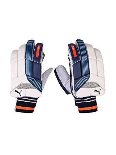 Puma Kids Multi EVO 4 Batting Gloves Blue