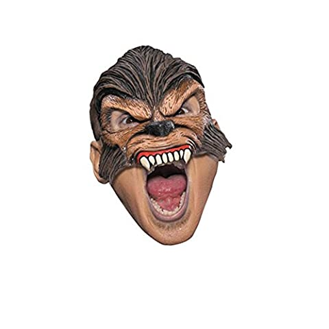 Costumes For All Occasions Dg10382 Wolfman Chinless Adult