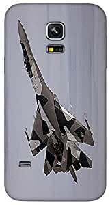Timpax protective Armor Hard Bumper Back Case Cover. Multicolor printed on 3 Dimensional case with latest & finest graphic design art. Compatible with Samsung Galaxy S-5-Mini Design No : TDZ-28387