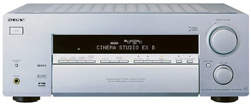 Sony STR-DB780QS/S AV-Receiver Silber