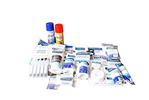 Qualicare Seitenlinie Sports Erste-Hilfe-Kit Nachfüllen (QF3802R)