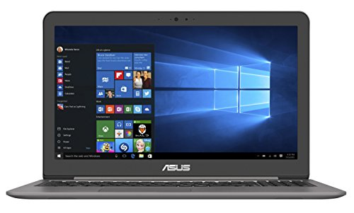 Asus UX510UX-DM165T Portatile, Intel Core i7-7500u (2.7 ghz), 16 GB DDR4, Nvidia Geforce GTX 950M, 512 GB SSD, Grigio