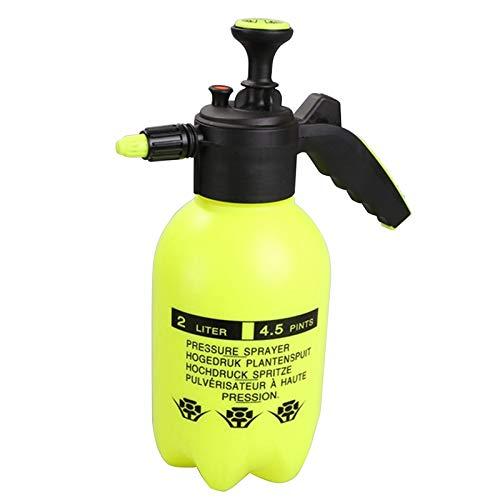 Pulverizador de Agua de 2 l de Facethroughly, pulverizador automático para regar macetas y regar latas de riego para jardín