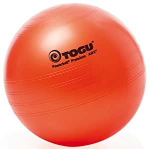 "Togu Balle de gymnastique ""Power Premium ABS"" 45cm orange"