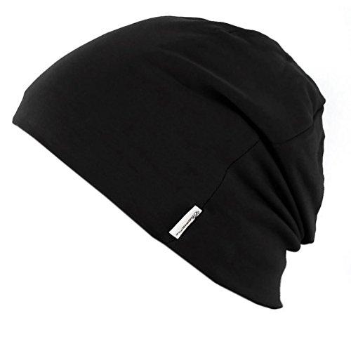 Casualbox Coton Bonnet pour Homme Femmes Doux Été Hiver Chimio Chapeau Tous Saison