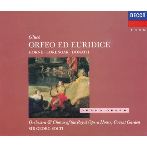 """Gluck: Orfeo ed Euridice / Act 3 - """"Vieni, appaga il tuo consorte!"""""""