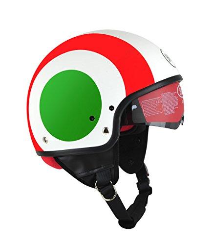 Zoom IMG-2 bhr 94180 casco uomo pure