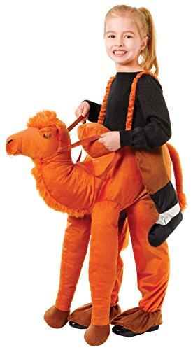 Camel Für Erwachsene Kostüm - Bristol Novelty CC244 Camel Kostüm, braun, Einheitsgröße