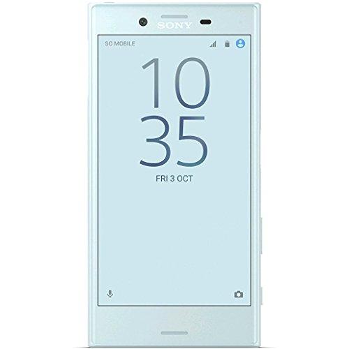 Foto Sony Xperia X Compact Smartphone, 4G, Blu [Versione Ufficiale Italia]