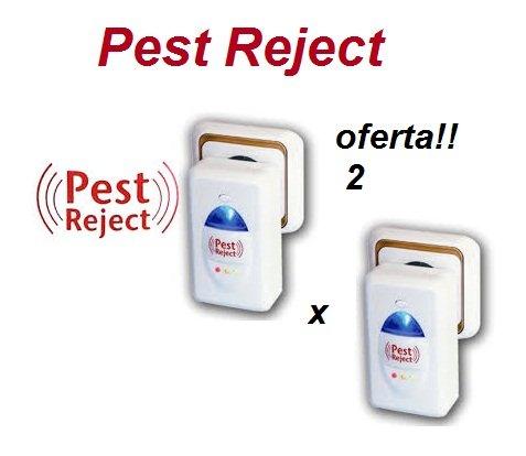Auyentador Repelente Pest Reject LBC Repelente de insectos │ Oferta de 2 Unidades ®