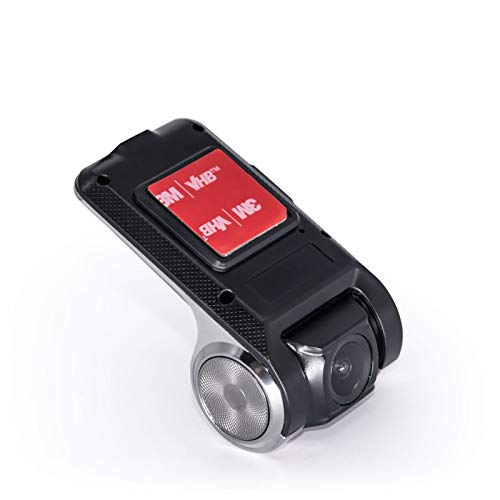 JOYFORWA 720P Auto DVR USB Armaturenbrett-Kamera Frontkamera Video Recorder für Android im Armaturenbrett GPS Navigation Auto-Stereosystem