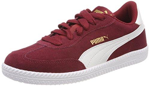 Puma Unisex-Erwachsene Astro Cup Sneaker, Rot (Red Dahlia White), 44 - Herren Puma Sneaker Schuhe