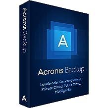 Acronis Backup 12 Virtual Host - Software de reserva y recuperación (1 año(s), Caja, Alemán)