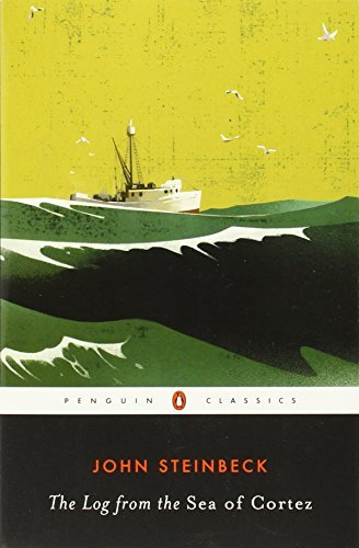 The Log from the Sea of Cortez (Penguin Classics) by John Steinbeck (1995-11-01)