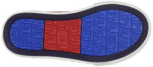 Pablosky 940260, Chaussures Garçon Rouge