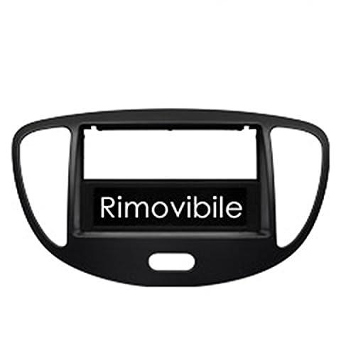 Façade d'autoradio pour hyundai i10Double 2Din Adaptateur Cadre Radio stéréo Car 22.398