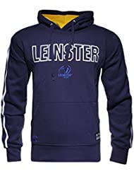 2015-2016 Leinster Rugby OTH Hooded Training Sweat (Peacot)