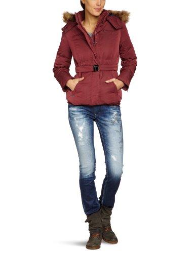 pepe-jeans-selter-chaqueta-slim-fit-con-capucha-de-manga-larga-para-mujer-talla-44-46-color-borgona-