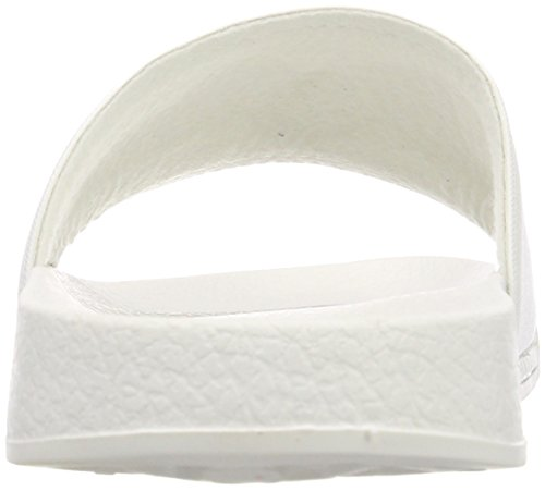 Buffalo Damen SN Miami PU Leather Pantoletten Weiß (Off White 01)