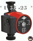 Heizungspumpe WITA U 55-25 180mm 25-4 / Grundfos - Wilo / 6,00 m Solar Pumpe