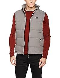 !Solid Men's Jacket-Thwang Outdoor Gilet
