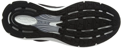 Gola X-Pand Fly, Scarpe Sportive Indoor Donna Nero (Black/grey)