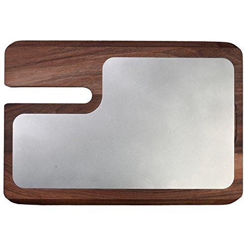 Berkel bk-tag000nocax eckig Aluminium, Holz Schneidebrett