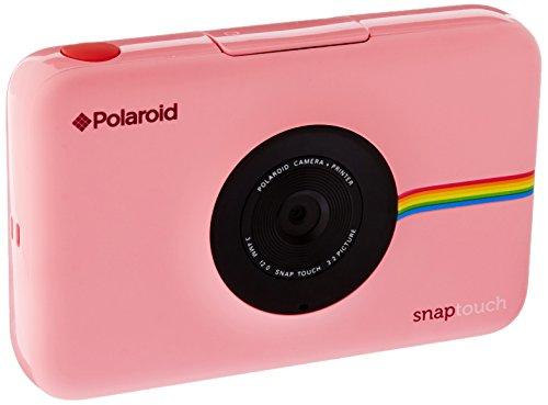 Polaroid Digitale Instant Snap Touch Kamera mit ZINK Zero Ink Technologie Rosa