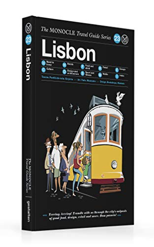 Lisbon (The Monocle Travel Guide Series) por Joe Pickard