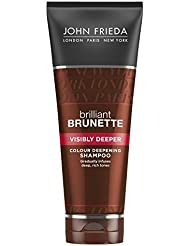 JOHN FRIEDA Brilliant Brunette Shampooing Brun Plus Profond 250 ml