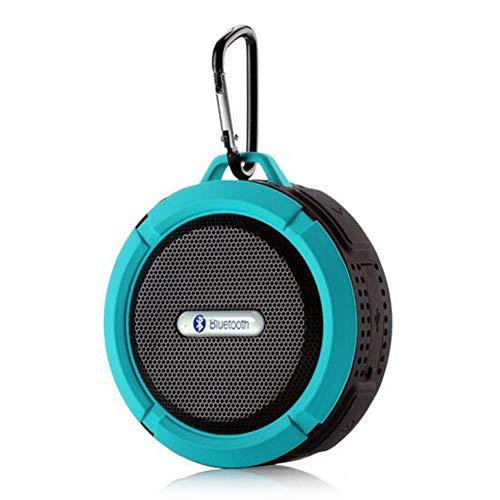 Altavoz Bluetooth Portátiles, Sonido con Estéreo Premium, Tamaño Pequeño y HiFi Potente...