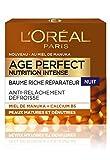 L'Oréal Paris Age Perfect Nutrition Intense Baume Riche Réparateur Nuit...