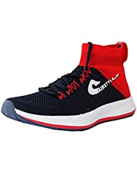 MAX AIR Stylish Color Shoes For Men/Mesh Textiles Trendy Casual Derby Lace-up Shoes/Running Sports Shoes