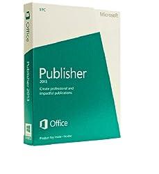 Microsoft Publisher 2013 - Licence