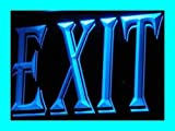 ADV PRO i218-b Exit Shop Cafe Restaurant Display Light Signs Barlicht Neonlicht Lichtwerbung
