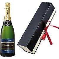 Nicolas Feuillatte Champagner in Geschenkfaltschachtel 12% 0,75l Fl.
