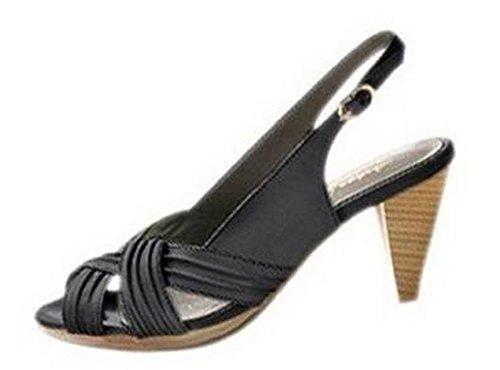 Best Connections  Sandalette, Sandales pour femme Noir