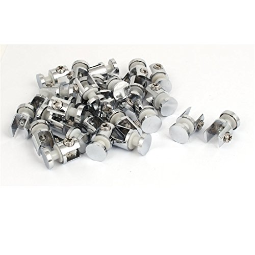 haus-buro-verstellbar-metall-einzigen-abstellgleis-glas-clamp-klammern-30stk-de